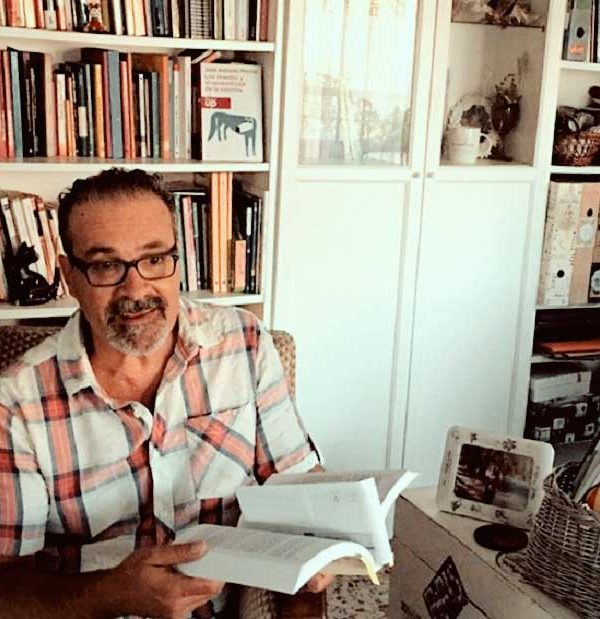 Entrevista literaria a Nestor Belda