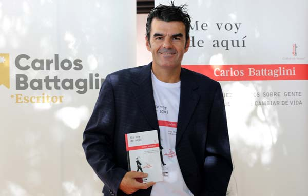 Carlos Battaglini - Me Voy de Aquí